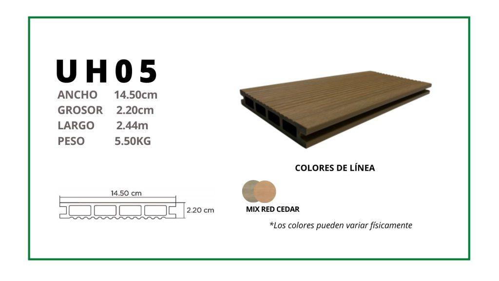 new tech wood uh5